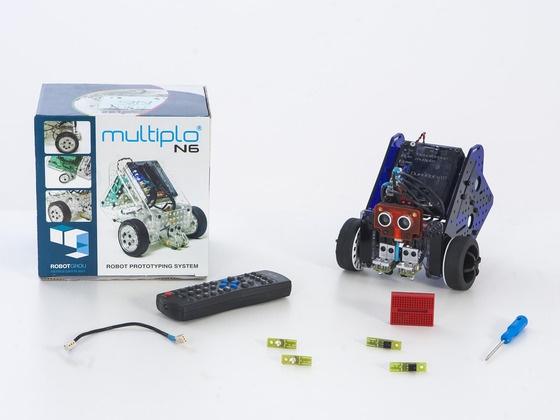 Multiplo: Create Your Own Robot by Multiplo LLC, via Kickstarter. #Robot