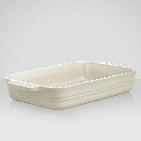 Buy Le Creuset Rectangular Dish Online at johnlewis.com