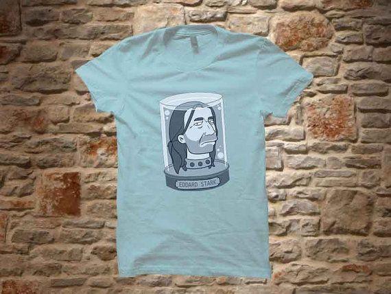 eddard stark a 100 cotton branded Tshirt in a by communityshirt, $16.00