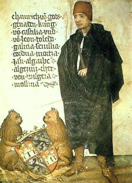 Enrique IV de Castilla - Wikipedia, la enciclopedia libre   Arte ...