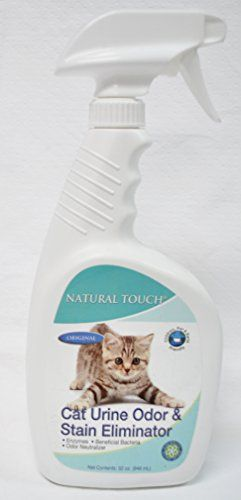 Nilotron Natural Touch Cat Urine Remover  Stain Eliminator -- Check out the image by visiting the link.