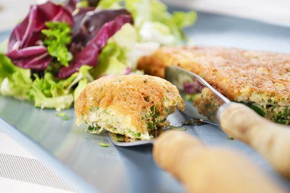 Verwöhnen sie ihre Gäste zum Brunch mit einem #Brennessel-#Omelett. Ein #Rezept für den Frühling.