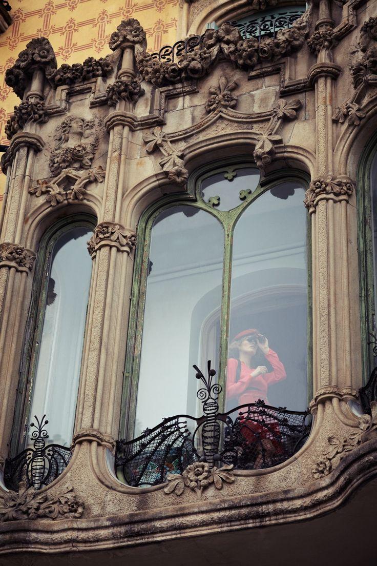 SPAIN: Edita Vilkeviciute: V SpainDoors, Art Nouveau, Favorite Places, Edita Vilkeviciute, Windows, Nathaniel Goldberg, Adorable Architecture, Spring 2012, Spain
