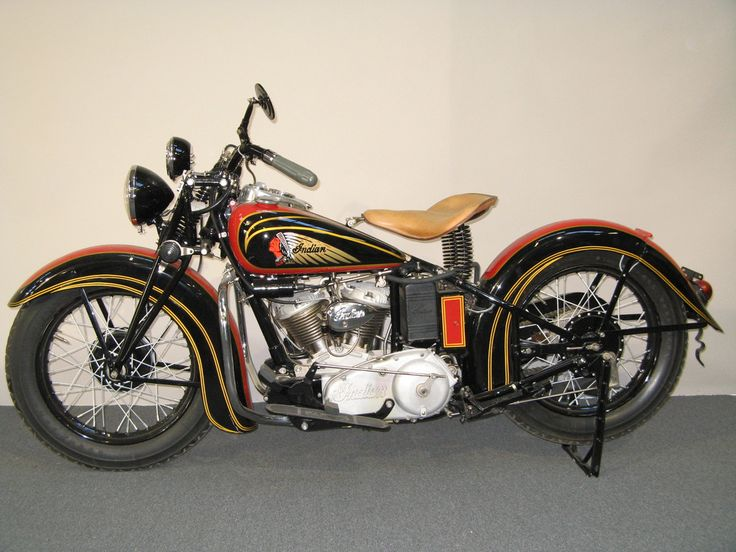 1938 Indian Sport Scout