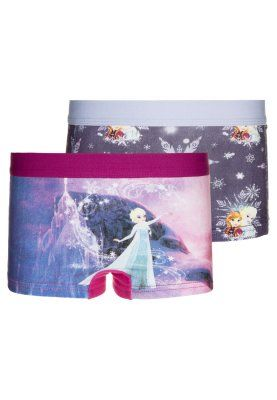 FROZEN 2 PACK - Panties - purple orchid
