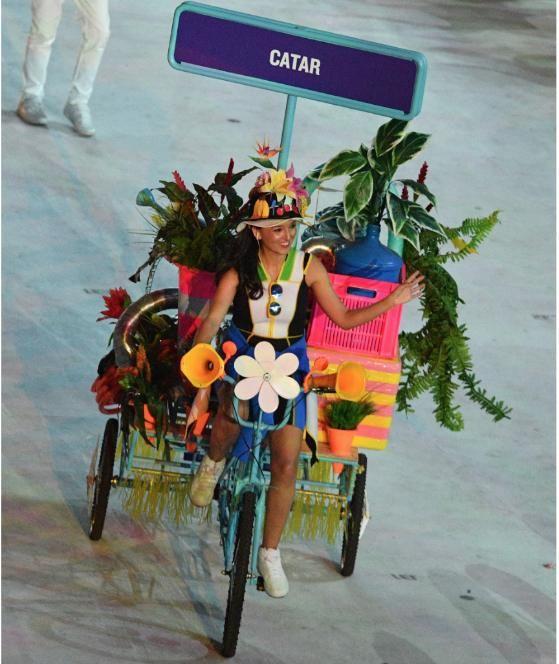 Eröffnungsfeier Rio
