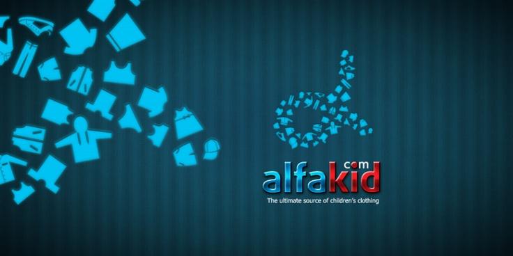Logo for AlfaKid