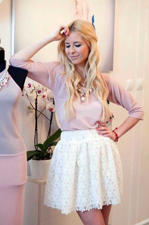 14 Best Images About Feminine Romantic Style Personality On Pinterest Retro Clothing Lace And