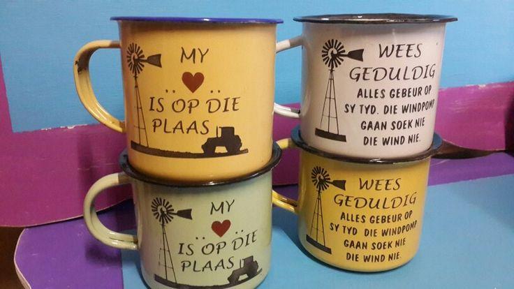 Afrikaans mugs