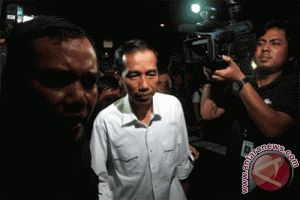 Jokowi (ANTARA FOTO/Reno Esnir)