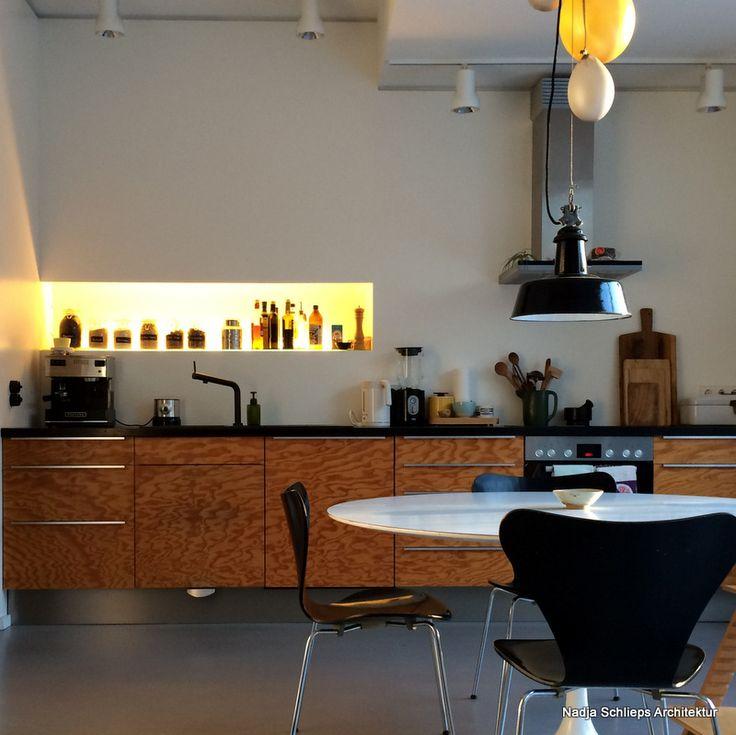 Die besten 25+ Schwarze Arbeitsplatten Ideen auf Pinterest - matte kuchenfronten arbeitsplatten pflegeleicht