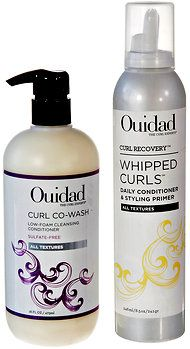 Curly hair products | Ouidad Cowash | I've heard great things about this product and can't wait to try it | it was also included in the July curlbox package