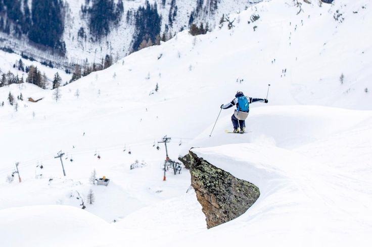 Résumé de la première étape des qualifications au FWT qui se déroulait à Chamonix.