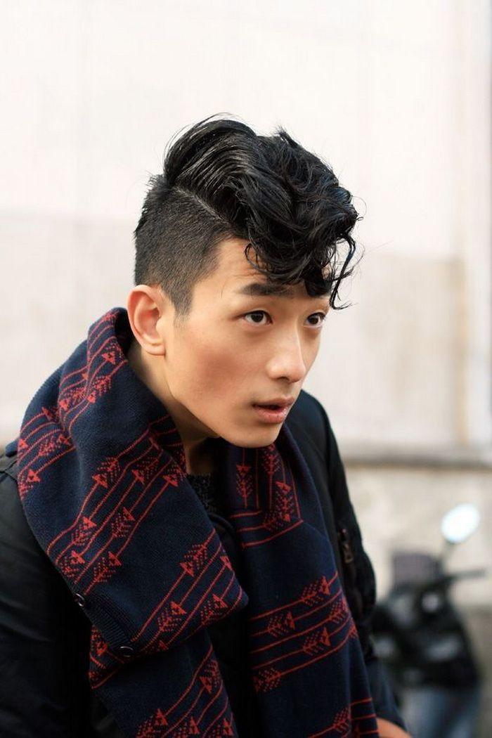 Asian Hairstyles Men 2015