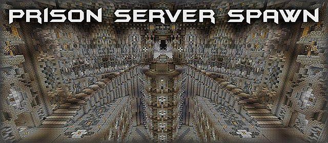 Prison server spawn Minecraft Project Minecraft Minecraft
