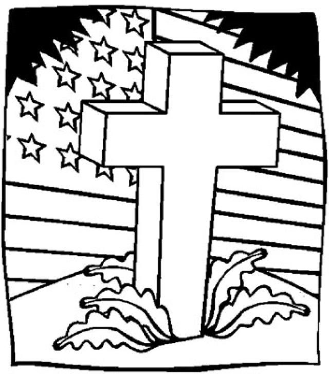 Teach Kids About Memorial Day With These Fun and Free Coloring Pages: Printable Memorial Day Coloring Pages at Coloring Book Fun