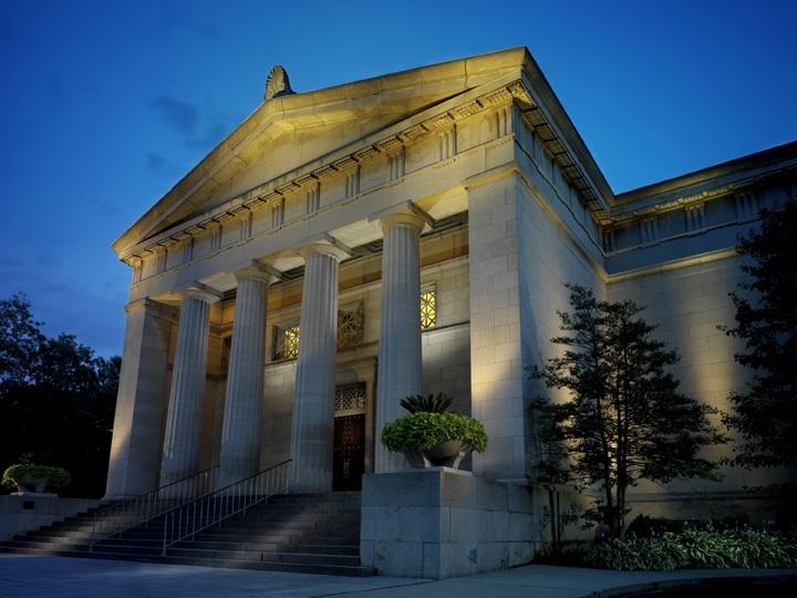 Cincinnati Art Museum. Always a good experience. I need to visit some favorites.