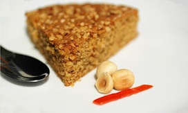 #tortanocciole senza farina. #cucinapiemontese #prodottilocali