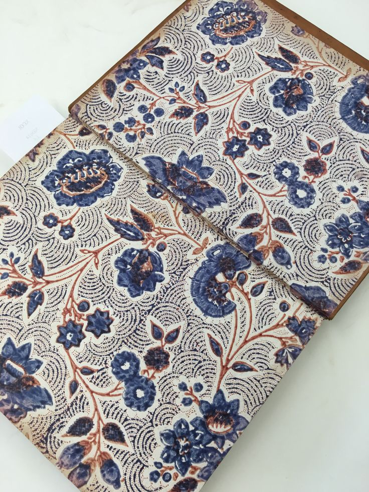 "uispeccoll: "" Some beautiful end-papers to start your day! These appear in our…"