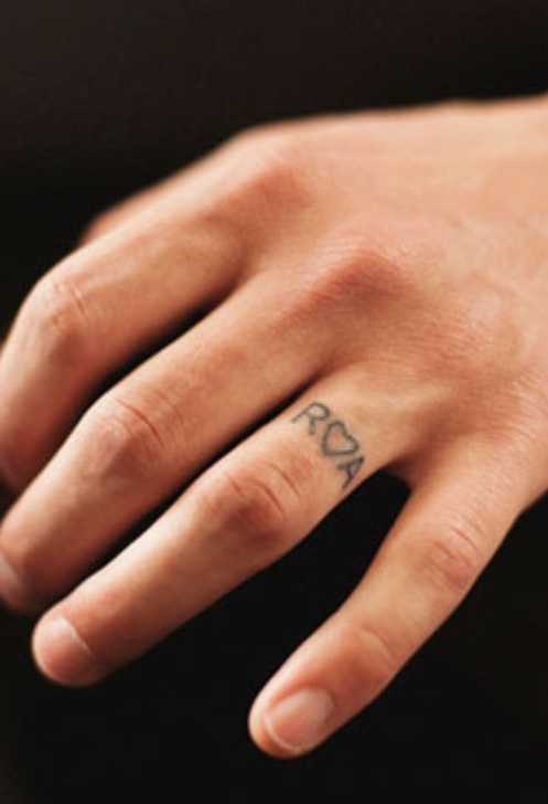 1000 images about ring tattoo ideas on pinterest finger for Finger tattoo care instructions