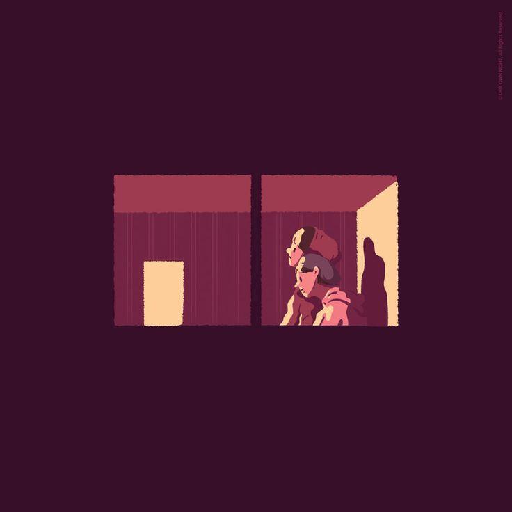 samsung x our own night - 그래픽 디자인, 일러스트레이션
