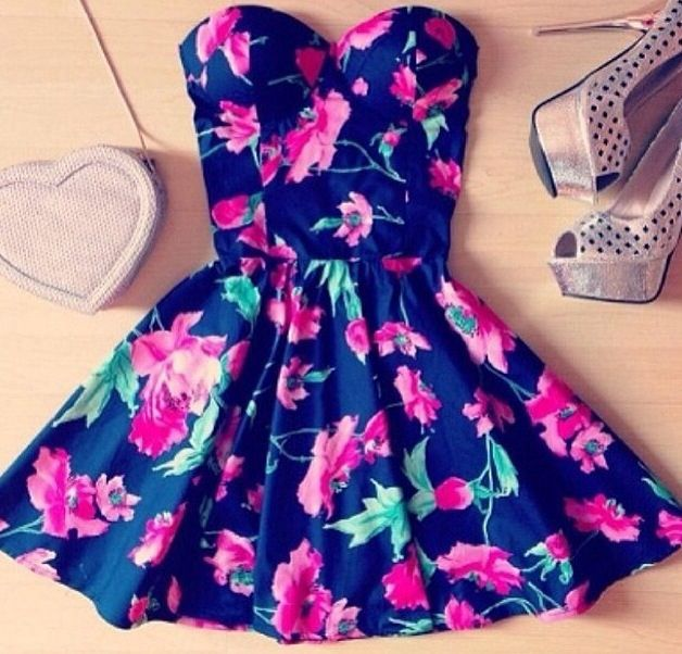 I always wanted to have a dress like this one :(