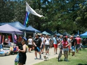 Broadbeach Art and Craft Markets: The Broadbeach Art and Craft Markets offer a great family day out on the first and third Sunday of every month, all year round. With over 150 stalls of locally made crafts, fresh produce, preserves, cookies and cakes there is something for...