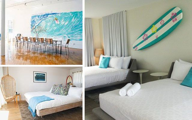 Ideas para decorar con tablas de surf claudia habitaci n - Tabla surf decoracion ...