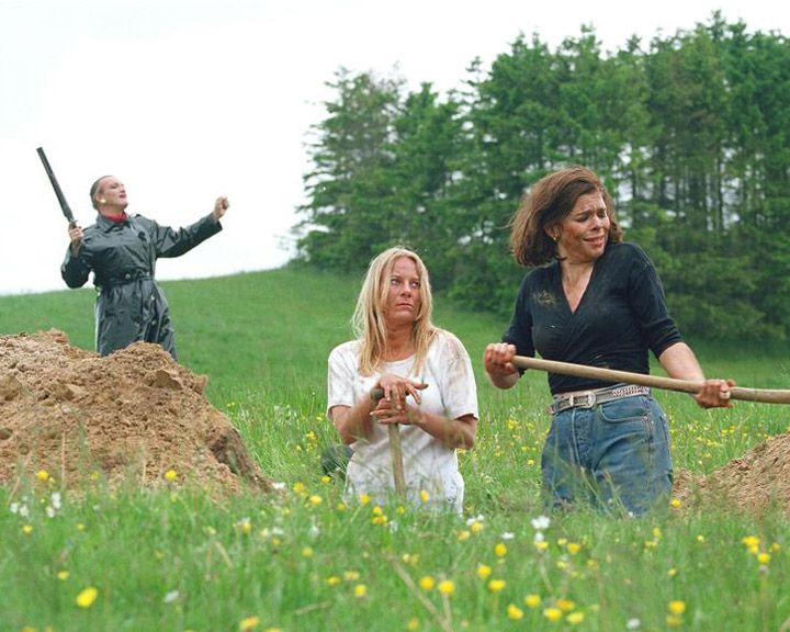 Charlot og Charlotte - the Danish Thelma and Louise of the nineties but with a happy ending