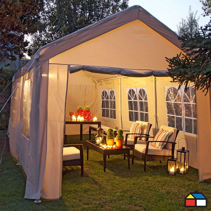 ¿Una cena al aire libre? #Terrazas