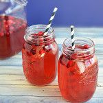 Cranberry White Wine Punch