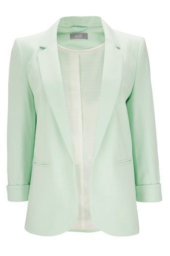 Find mint colored jacket at ShopStyle. Shop the latest collection of mint colored jacket from the most popular stores - all in one place.