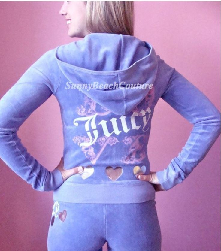 Juicy Tracksuit <3 I LOOVE this color :)