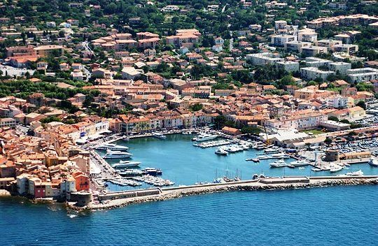Why St Tropez France?  About halfway between Nice and Marseille, St Tropez itself is quite small. The harbour wa...