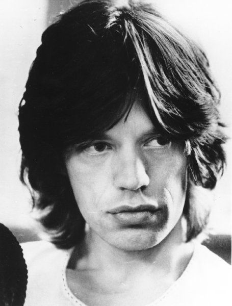 Mick....before lots o drugs