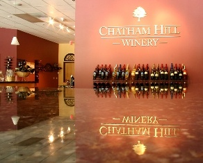 There is always something fun to do and learn at Chatham Hill Winery, a North Carolina's first Urban Winery located at 3800 Gateway Centre Boulevard in Cary/Morrisville, just ¼ mile south of I-40 (Directions) and moments from everything in the Triangle (Raleigh-Durham-Chapel Hill)