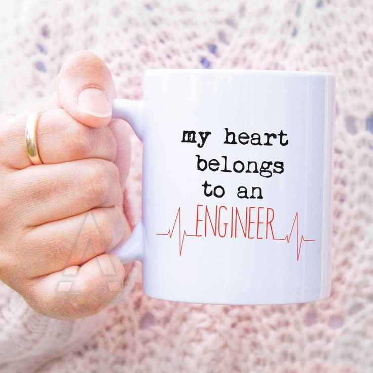 Gifts for engineer girlfriend, boyfriend coffee mug, cool christmas gifts, gifts for him, engineering student graduation gift MU355 by artRuss on Etsy