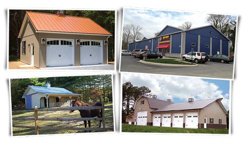 Pole Buildings | Pole Barns |Delmarva Pole Building Supply, Inc.