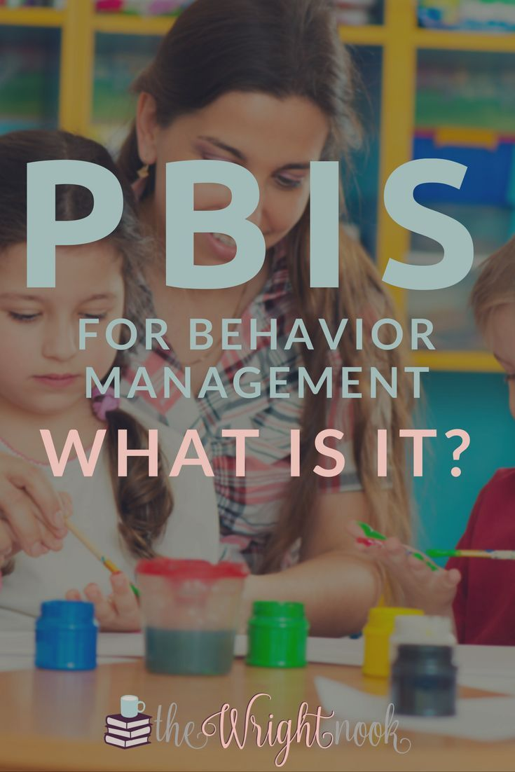 Does your school have PBIS? It can be a game changer when helping with behavior management. Read all about it here and how it can help.