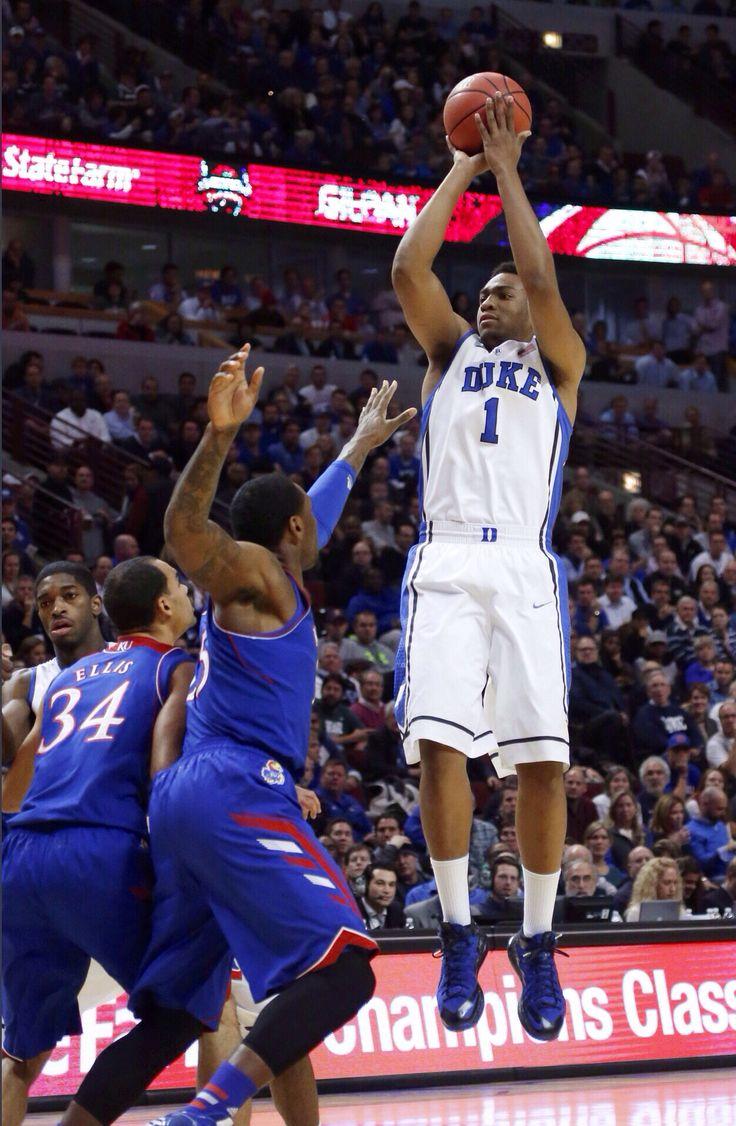 45 best images about Duke Blue Devil Basketball on ... Jabari Parker Shooting