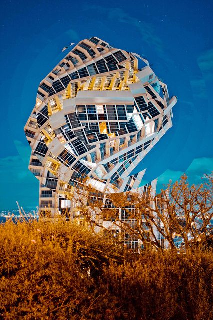 twisted architecture by nicholas kennedy sitton.