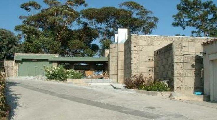 samuel freeman house frank lloyd wright - Google Search ...