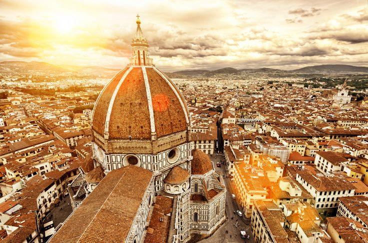 屋根のない博物館フィレンツェ 歴史を感じる絶景ばかり!イタリアの世界遺産10選