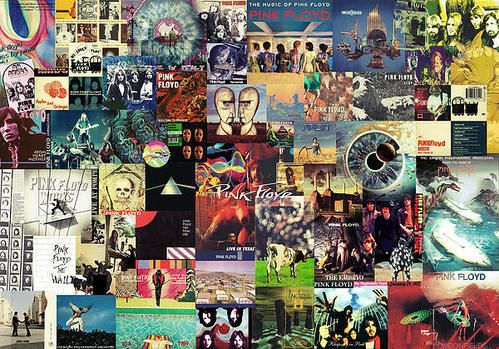 Pink Floyd Collage Ii Poster By Taylan Soyturk
