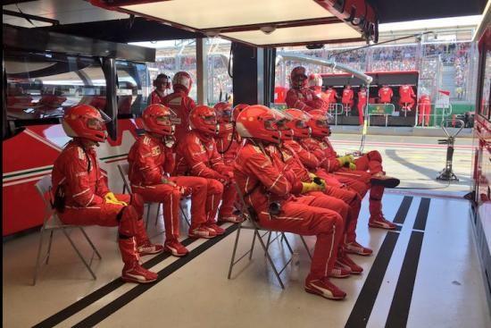 Uitslag Formule 1: Grand Prix van Australië 2017