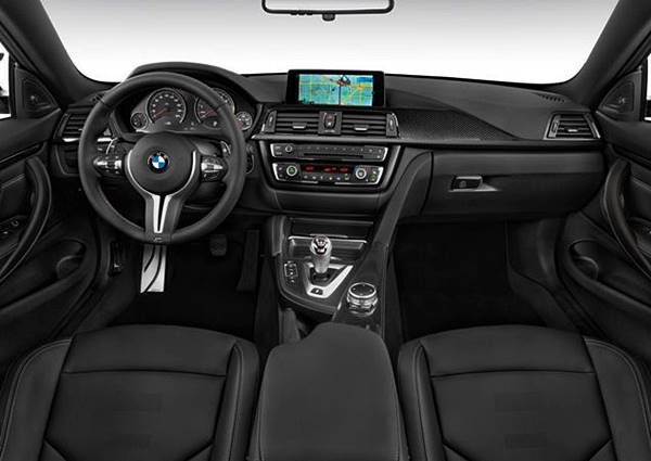 2018 BMW 4 Series Seating Interior Features