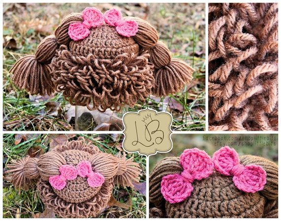 35 best images about Crochet : Cabbage Patch on Pinterest