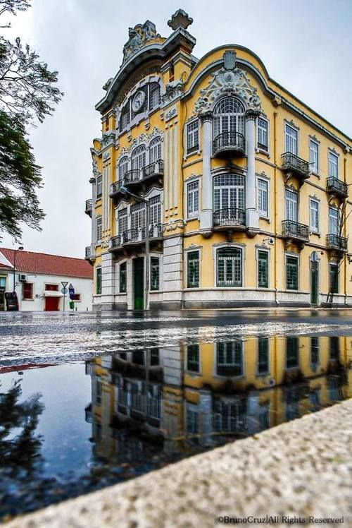 #Lisbon after the rain, #Portugal