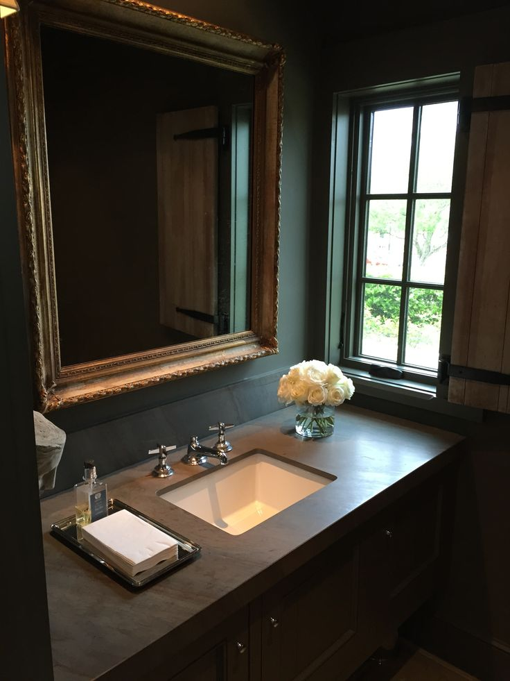 17 best images about powder room on pinterest for Bathroom ideas houston