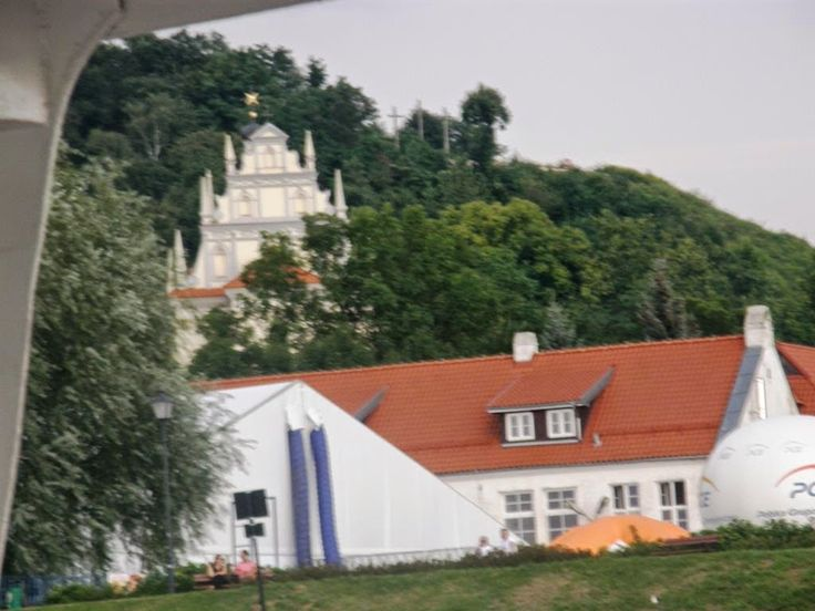 Statkiem po Wiśle - Kazimierz Dolny (woj. lubelskie, pow. puławski, gm. Kazimierz Dolny)